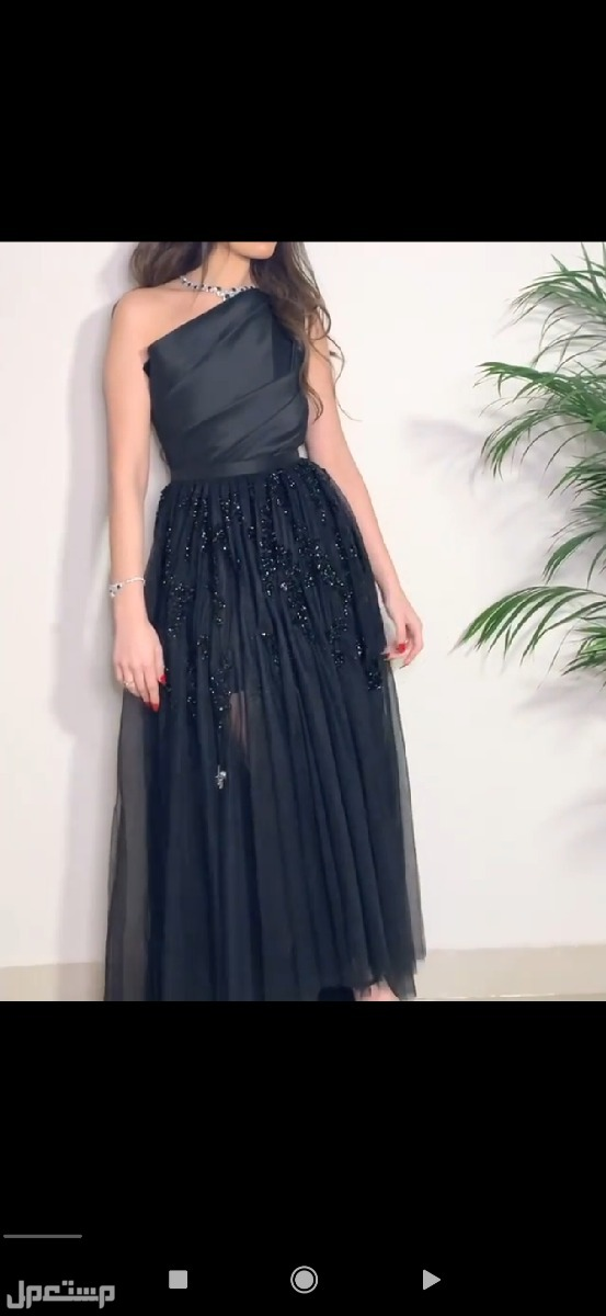 فستان انيق ومميززز