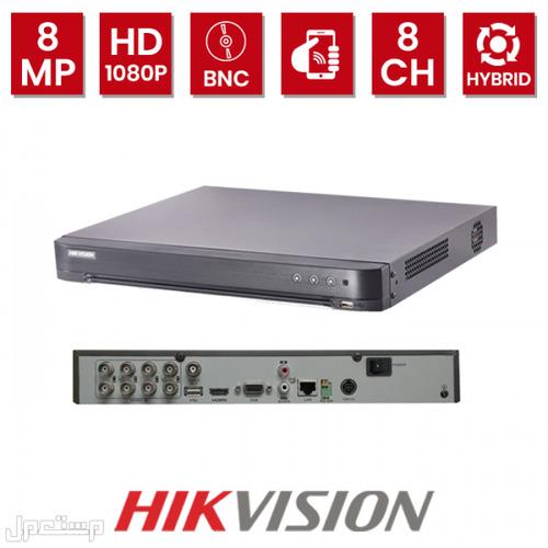 جهاز تسجيل هيك فيجن 8 قنوات hikvision DVR 4k 8p
