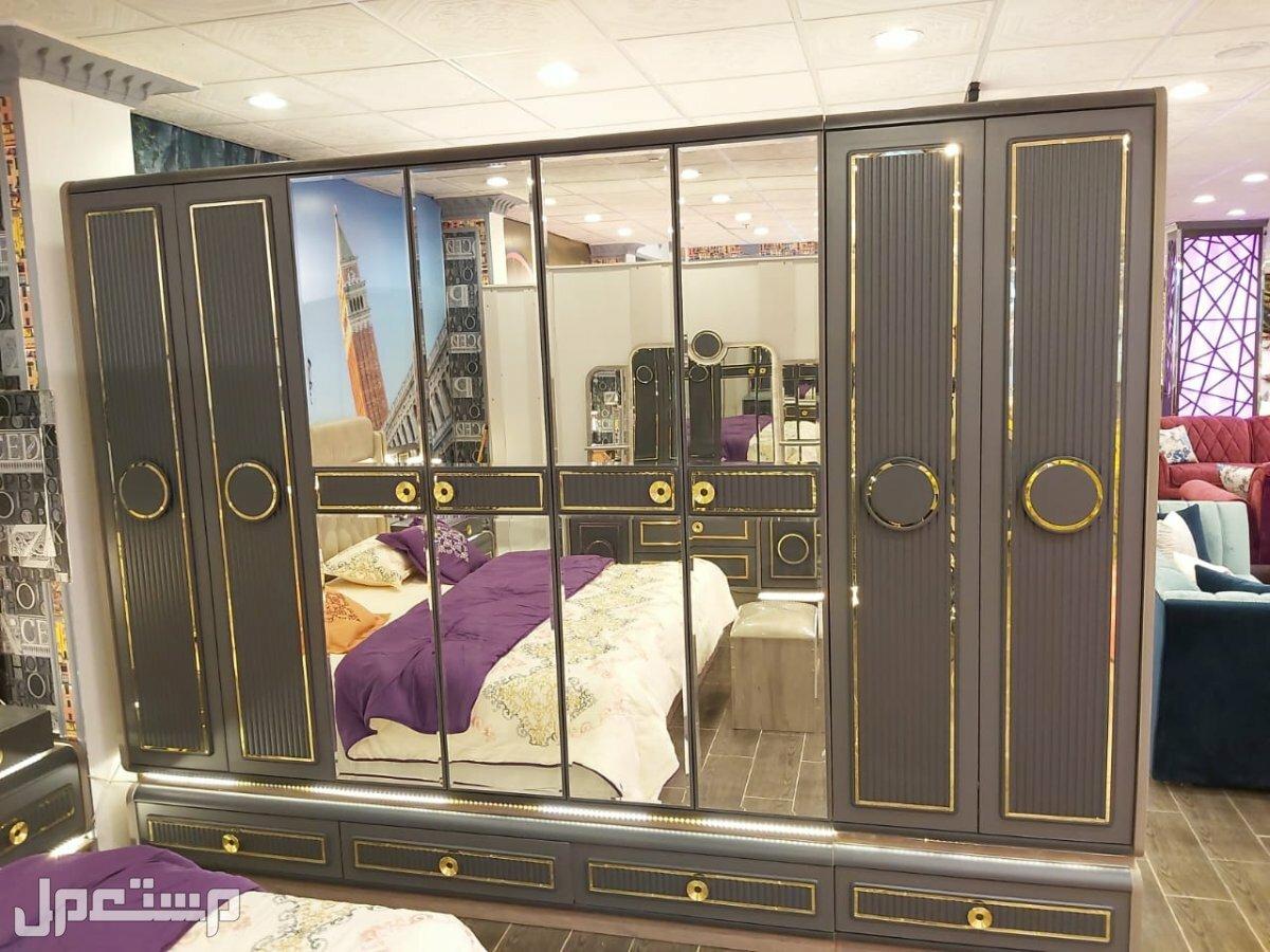 غرف نوم مميزة وانيقة تناسب جميع الاذواق❤