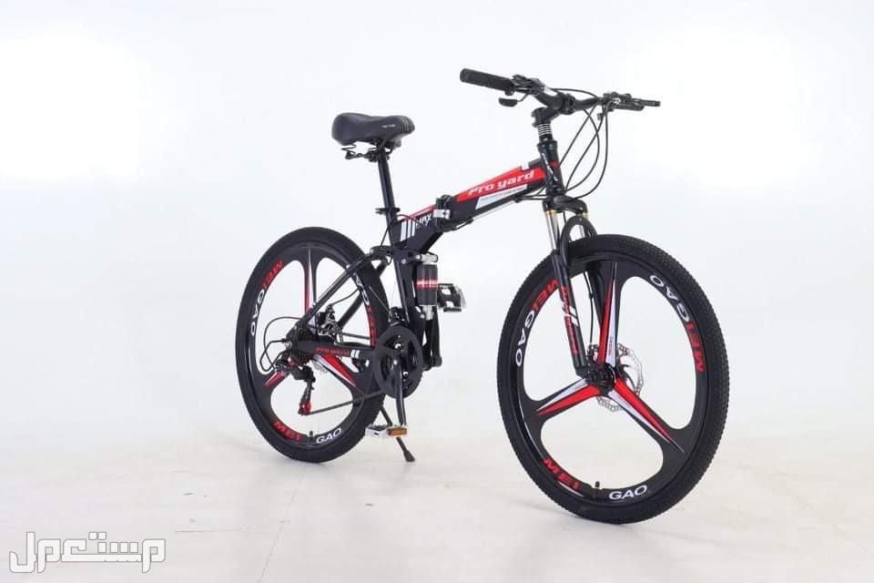دراجه هوائيه لاند روفر فيوجن الأسفلت وأيضاً لغير الأسفلت