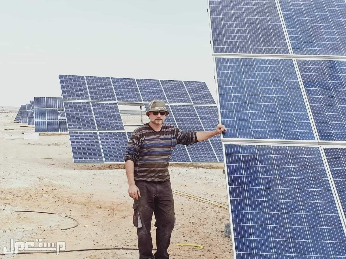 تركيب وصيانة كاميرات المراقبة وانظمة الطاقة الشمسية