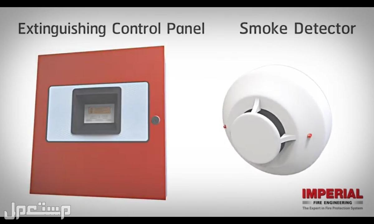 نظام حماية NOVEC للحرائق ..لغرفه التحكم وقاعدة البينات للشركات