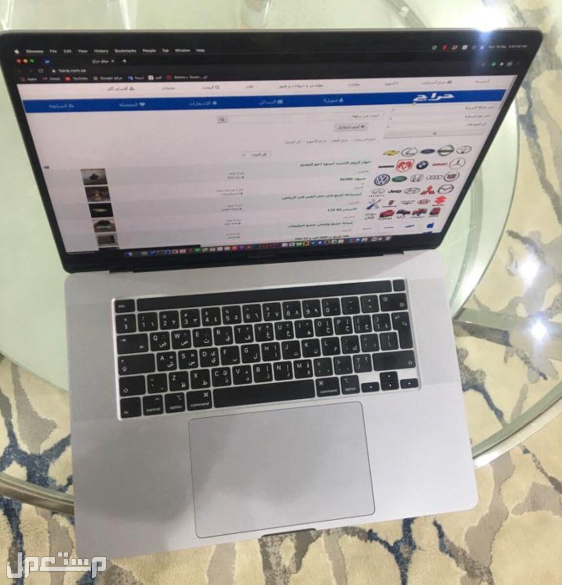 MacBook Pro 16-inch 1TB للبيع