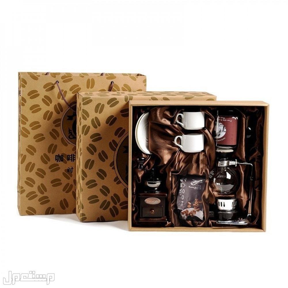 حقيبة تحضير قهوه