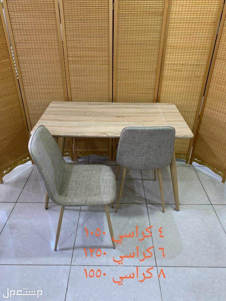 طاولات خشب نوع ممتاز جديد بالكرتون