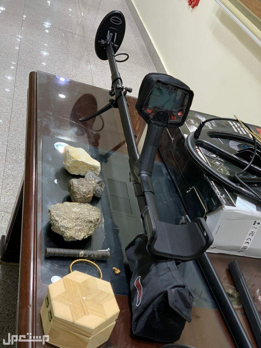 امباكت برو جهاز كشف الذهب الخام شركة جنرال ديتيكتورز الكويت جهاز كشف الذهب - امباكت برو 2021 IMPACT PRO