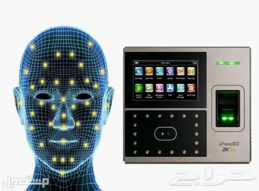 جهاز حضور وانصراف – Zk MB10 عن طريق بصمة الوجه جهاز حضور وانصراف – Zk MB10 عن طريق بصمة الوجه