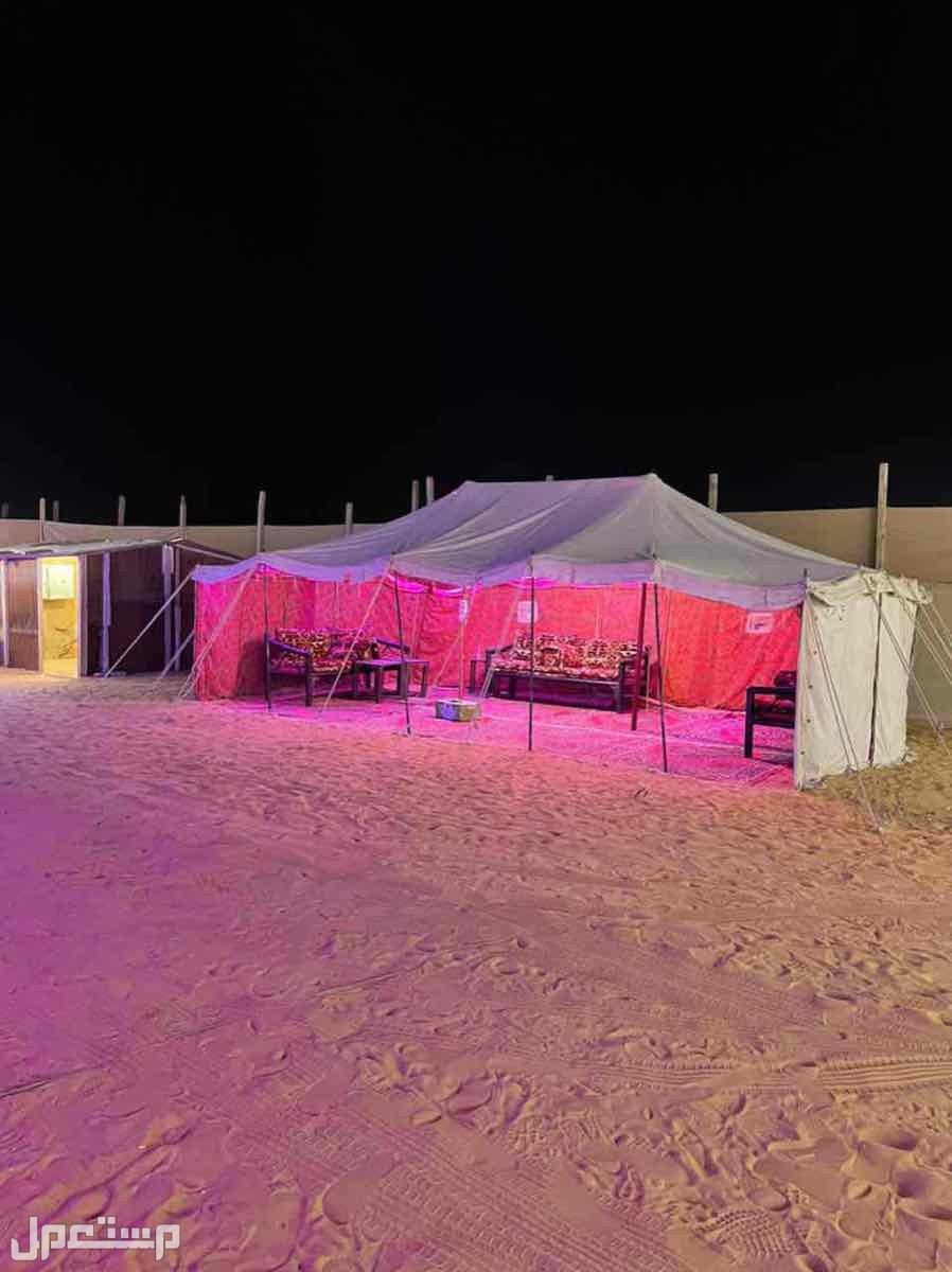 مخيم مياسه للايجار ( يومي _ اسبوعي _ شهري )