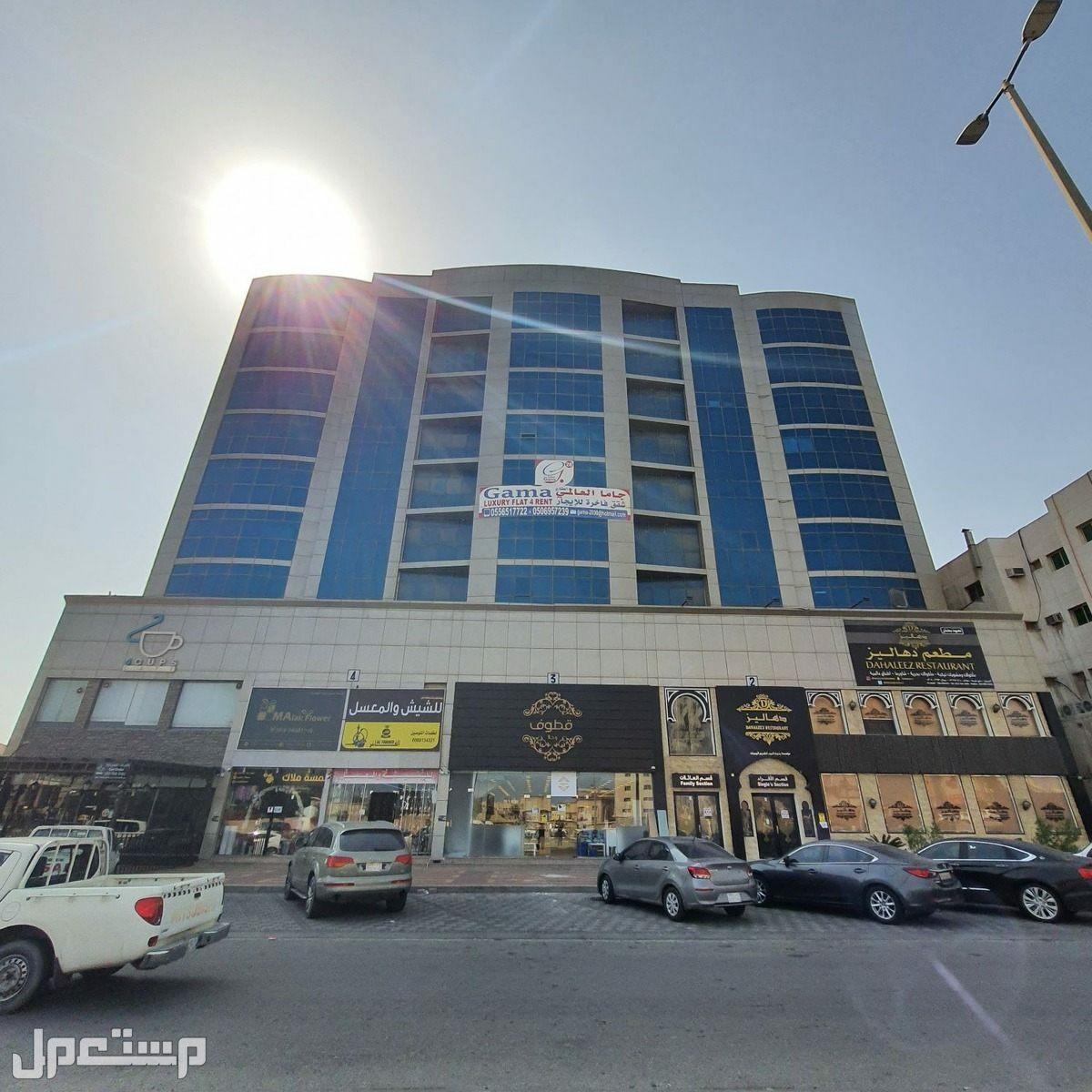 جاما 20   شقق عزاب غرفتين للايجار في الجبيل