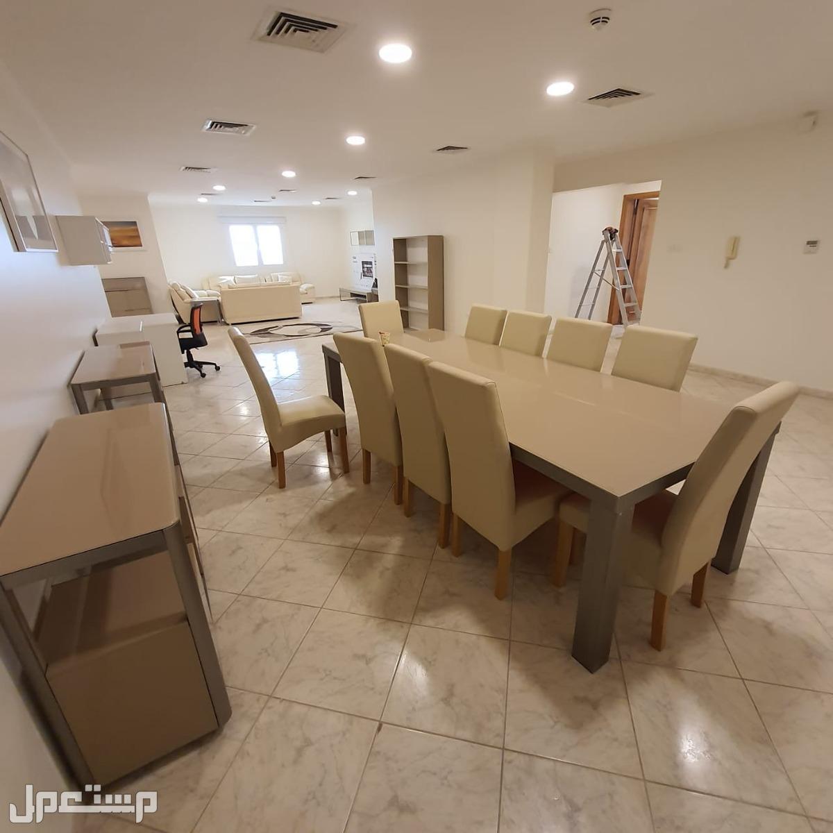 جاما 40 | شقق راقيه غرفتين مؤثثه للايجار في الجبيل