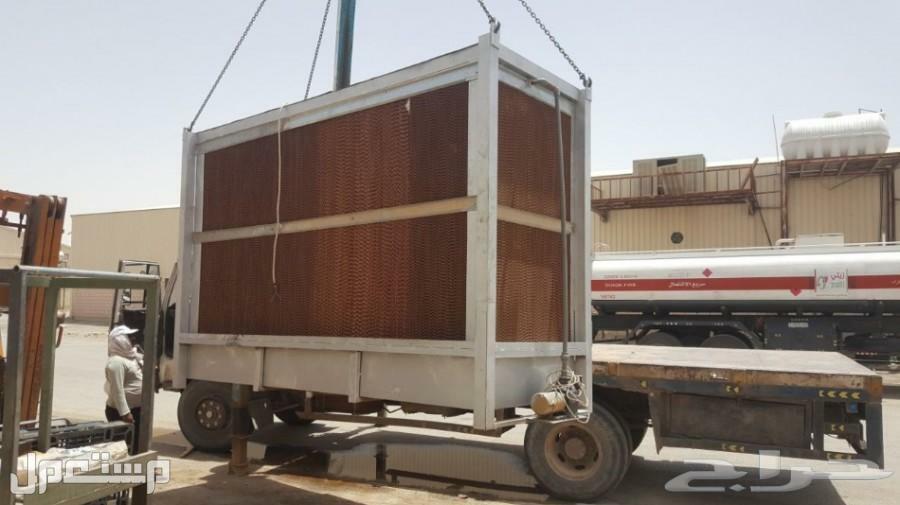 مكيفات صحراوي للورش و المصانع و المستوعات مكيفات عملاقة