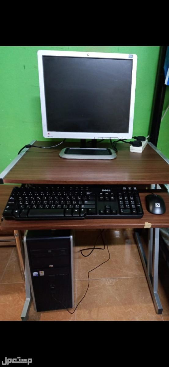 كمبيوترات مكتبية مستعمله