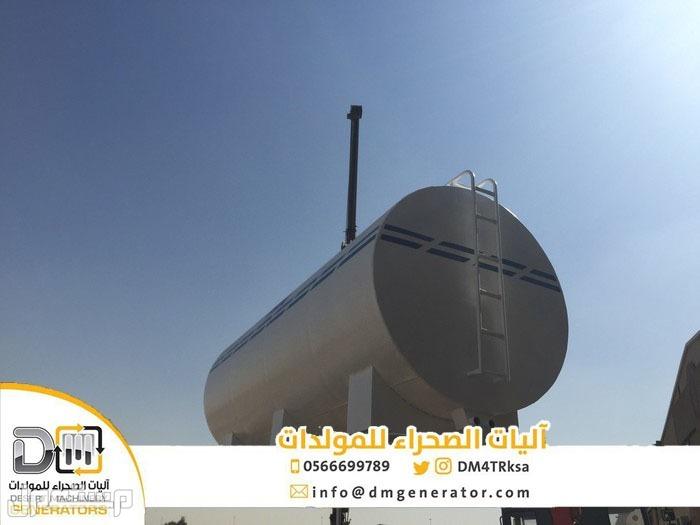 آليات الصحراء للمولدات الكهربائيةو المعدات الثقيلة
