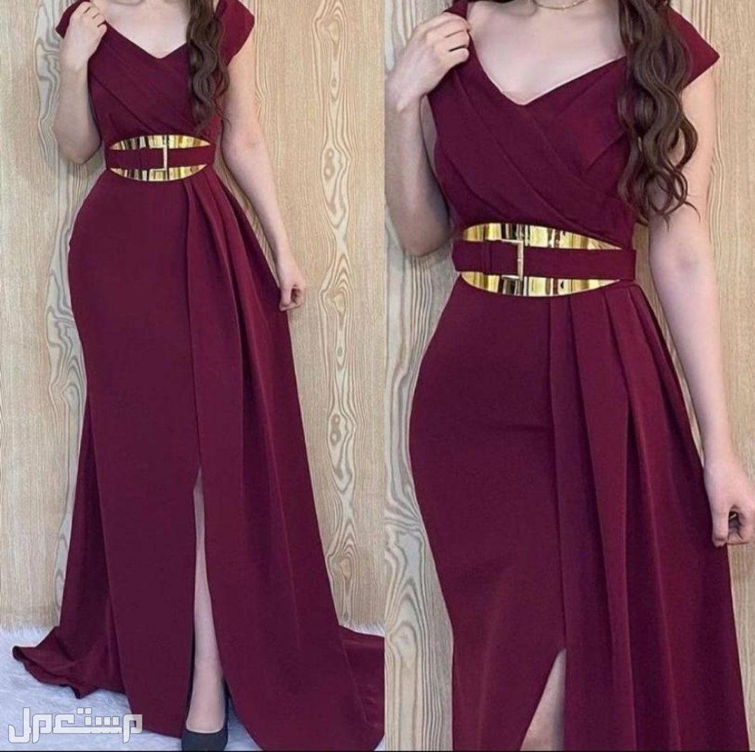 لملكات المملكة اخترنا لكم أرقى وأجمل الفساتين فساتين سهرة راقية ومميزة باأس