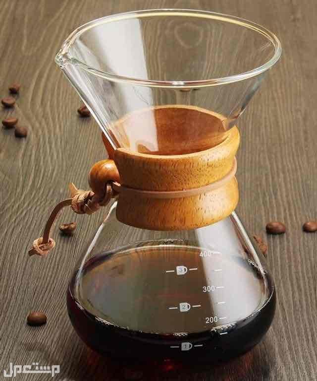 كيمكس 400 مل ب65 ريال كيميكس ادوات قهوة كليفر