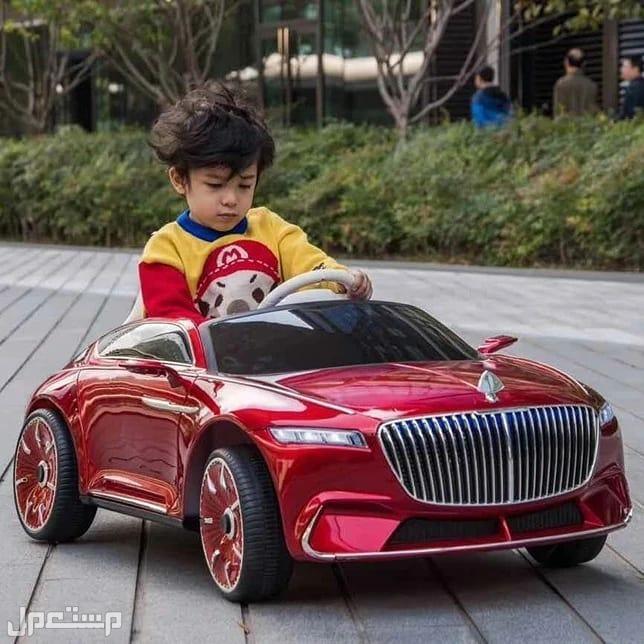 سيارة اطفال كهربائيه مرسيدس ميباخ
