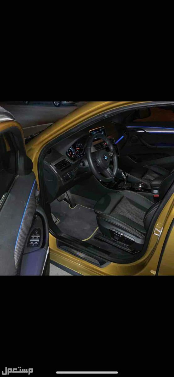 بي ام دبليو الفئة X 2020 مستعملة للبيع