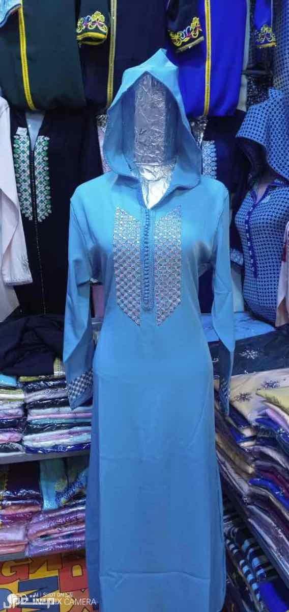 جلابيات ومنتجات مغربية