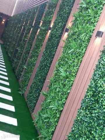 تنسيق حدائق و مظلات وعشب صناعي