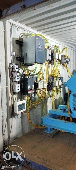 محطات توفير الطاقه الكهربائية بنسبة 80% محطة توليد الطاقة الكهربائية 460 KVA