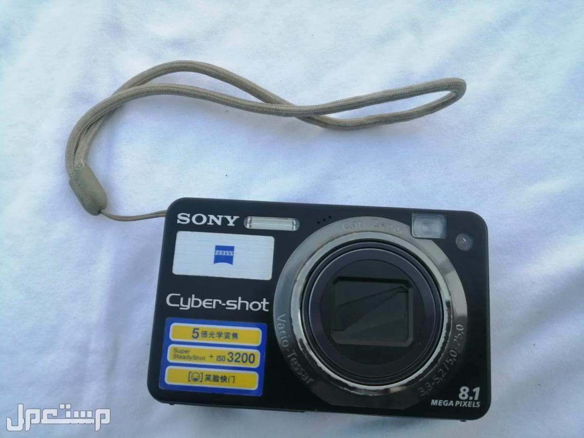كاميرات ديجتال سوني