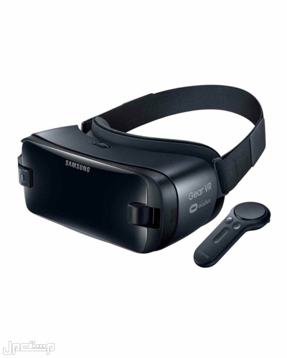 360 Immersive Gear VR Headset With Controller أسود