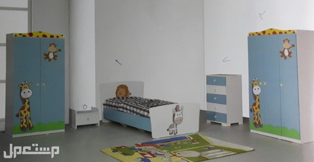 غرفة اطفال مفرد.مميزة