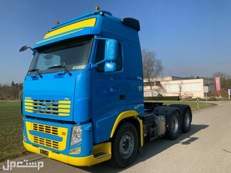 شاحنة فولفو FH134800 موديل 2008 نظيفة جدا وبسعر مناسب جدا