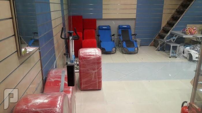 كرسي المساج الشامل - نوعية فاخرة Microcomputer Luxury Massage Chair مؤسسة عالم التنوع التجارية بجدة