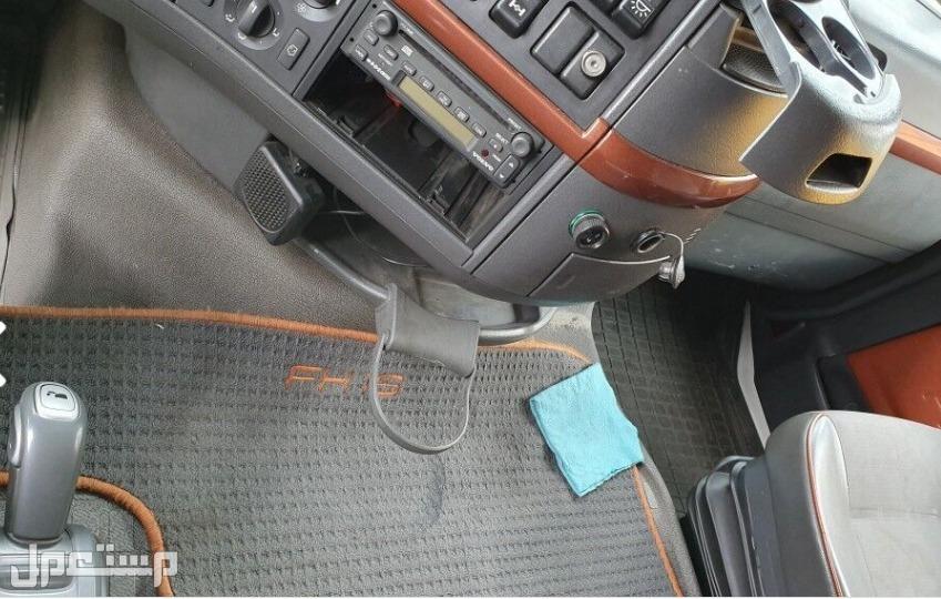 شاحنة فولفو للعمل الشاق