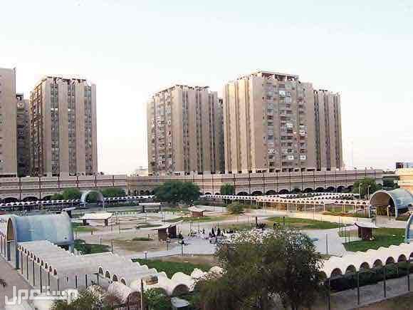 للإيجار شقة باسكان الدمام خارجيه مجمع(أ) عماره(1) الدور(12)