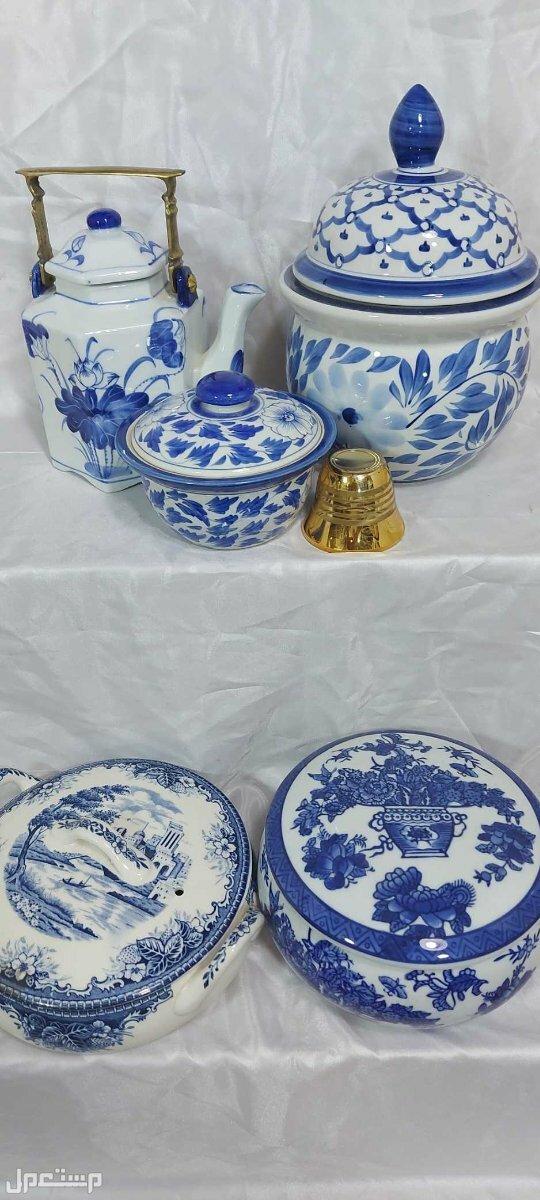 لمحبي الزعيم طقم شاي صيني فاخر توليفة جميلة وفاخرة