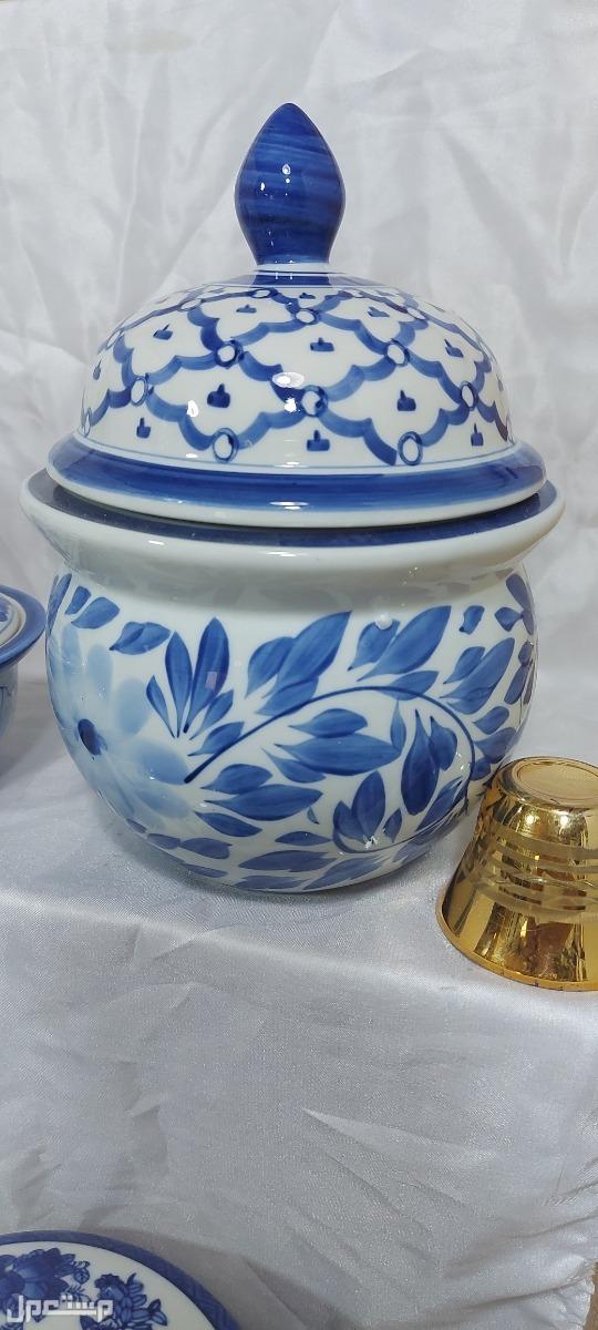 لمحبي الزعيم طقم شاي صيني فاخر