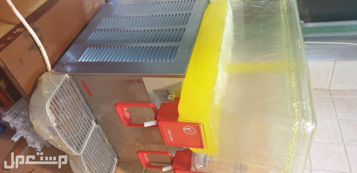 مكينة تبريد عصير ايطالي ماركة ugolini
