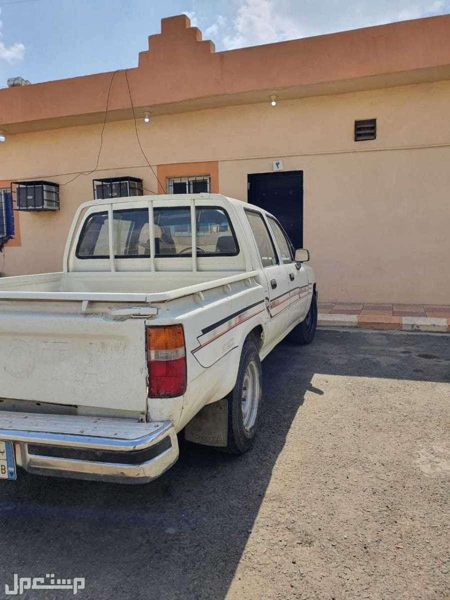 تويوتا هايلكس 1990 مستعملة للبيع