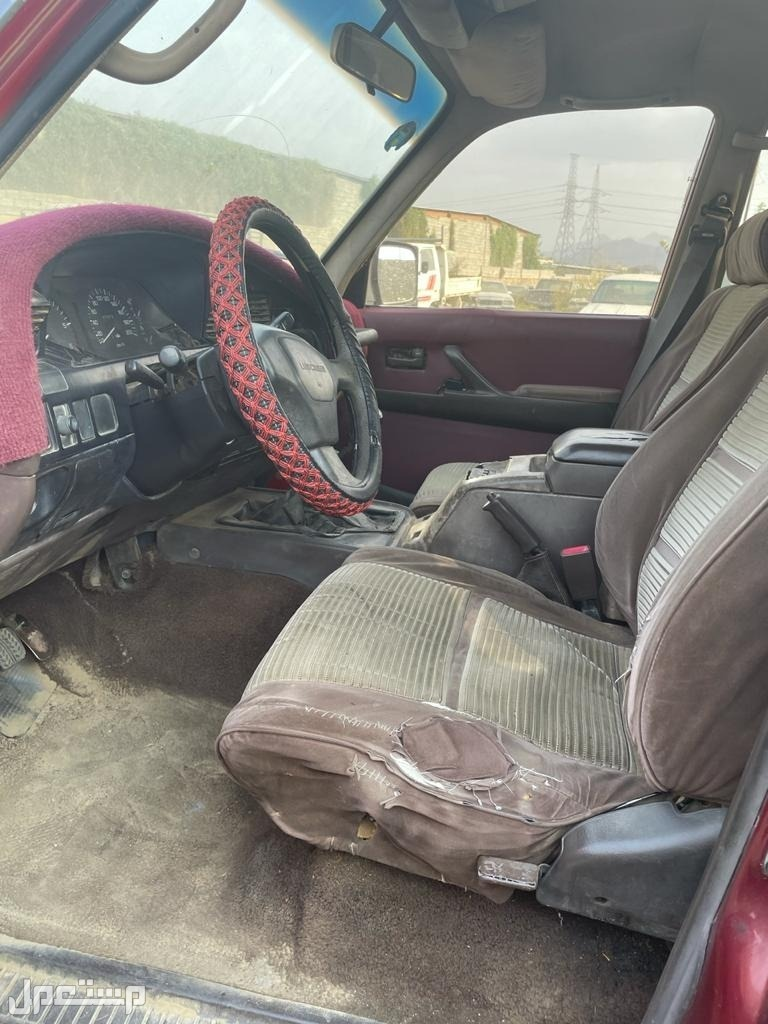 تويوتا لاندكروزر 1993 مستعملة للبيع او البدل بسيارة حوض