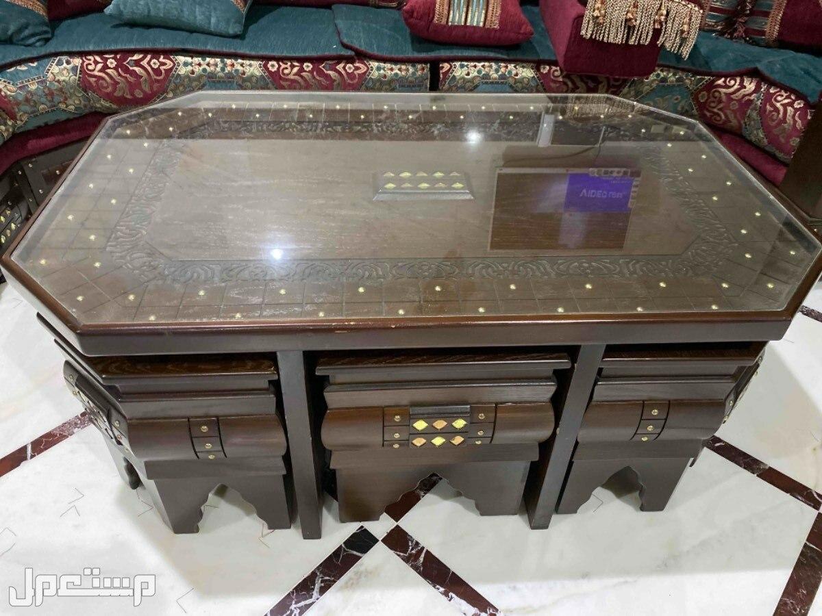 كنب مفصل للبيع الطاولة المفصلة مع الكنب