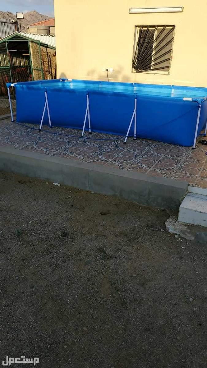 😍جاكوزي ((حار)) 😍 ومسابح مائية