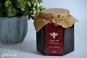 عسل سدر وعسل طلح طبيعي 100 %