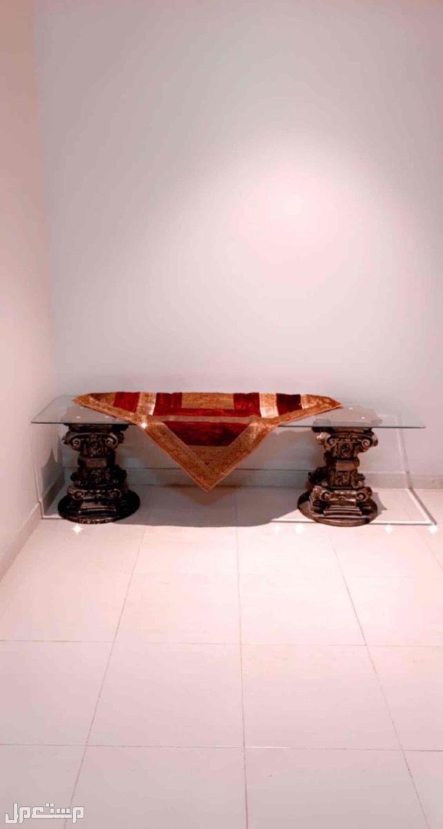 طاولة استقبال