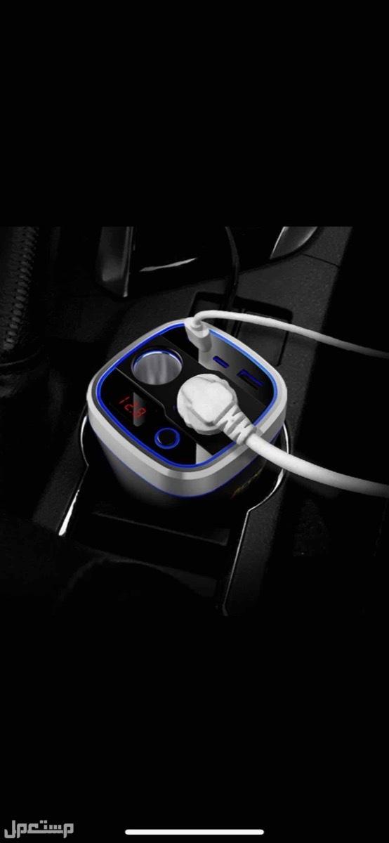 شاحن جوال للسيارة ومحول طاقة نوع حديث