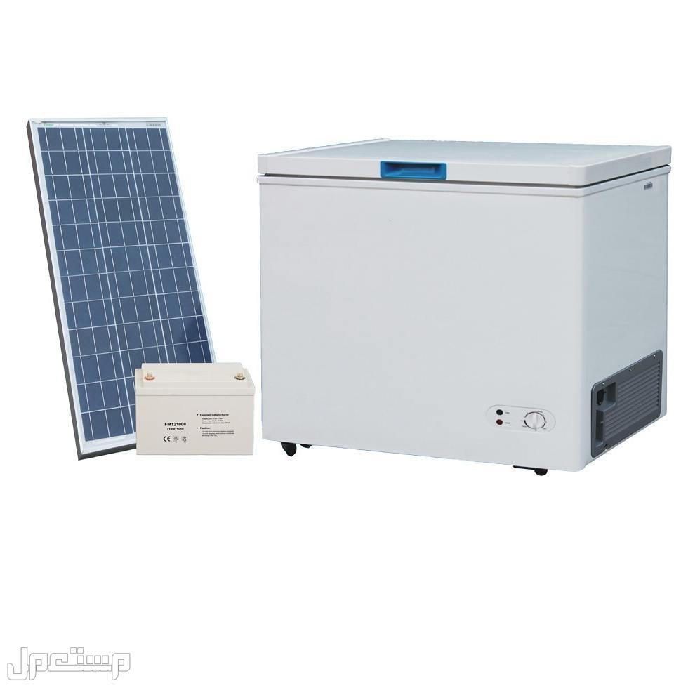 تركيب انظمة الطاقة الشمسية ديب فريز بالطاقة الشمسية