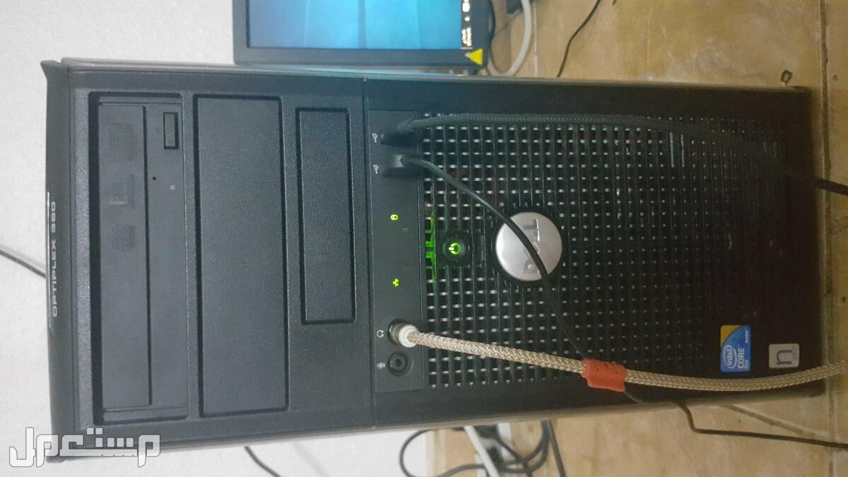 ديل كبيوتر مستخدم