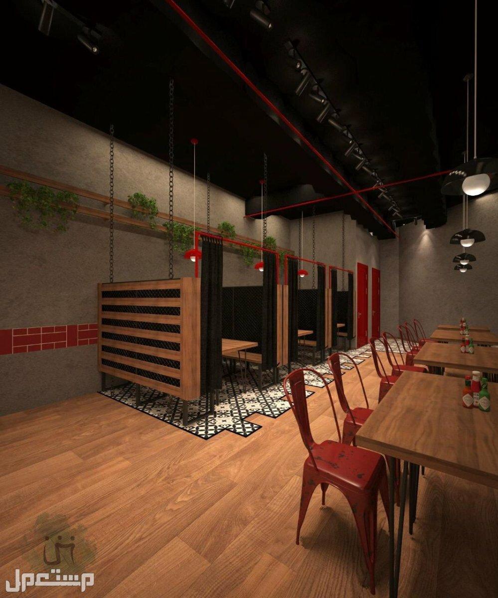 تنفيذ تصميم تنفيذ ديكورات الكافيهات والمطاعم والمحلات مصمم ديكور