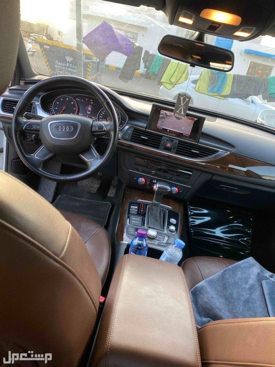 اودي A6 2012 مستعملة للبيع