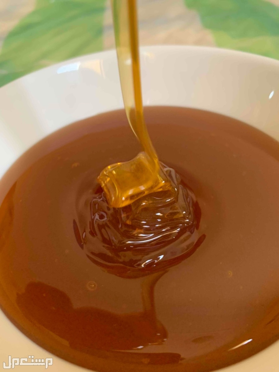 عسل طلح وسدر مضمون واصلي 100% وربي شاهد