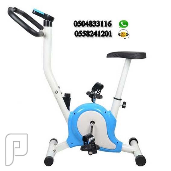 دراجة (عجلة) الرياضة المنزلية و المكتبية للياقة البدنية