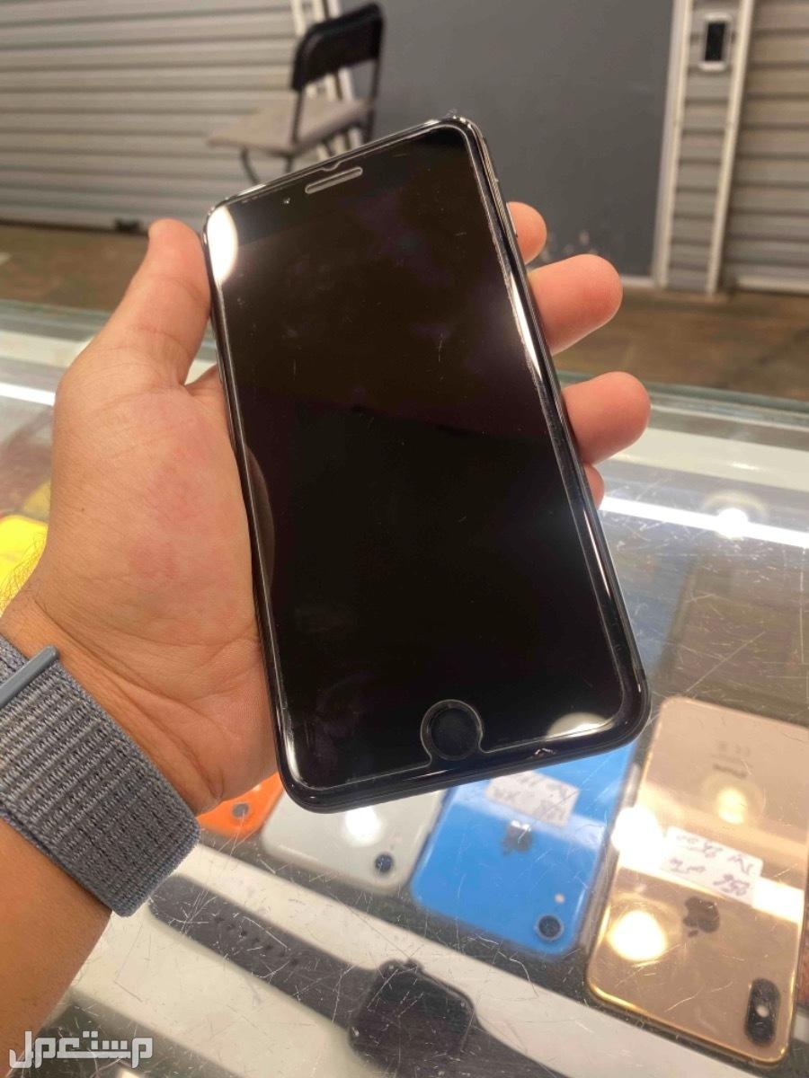 للبيع ايفون 8 بلس 256 مستخدم