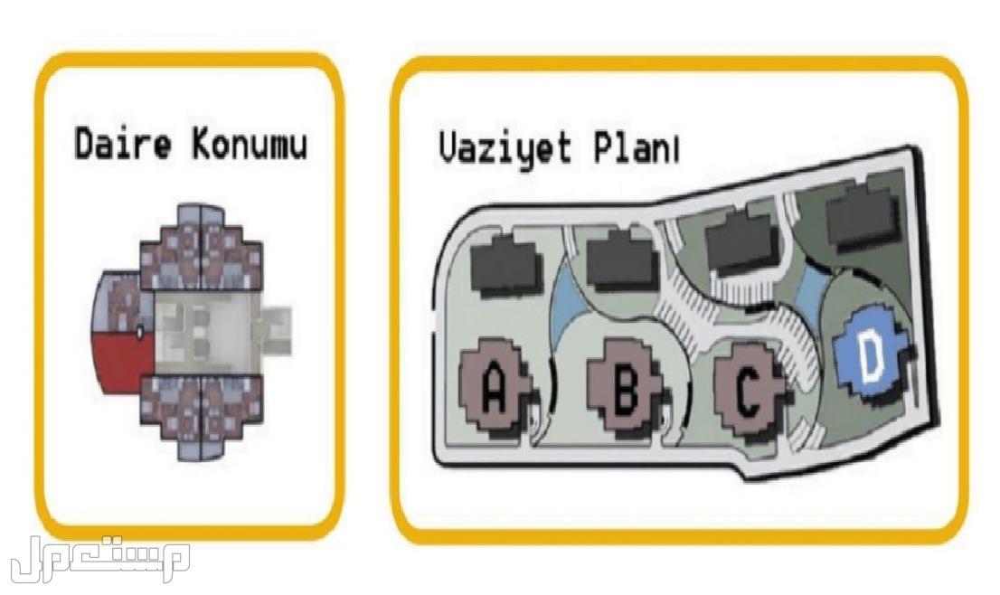 شقق للبيع في تركيا مدينة طرابزون
