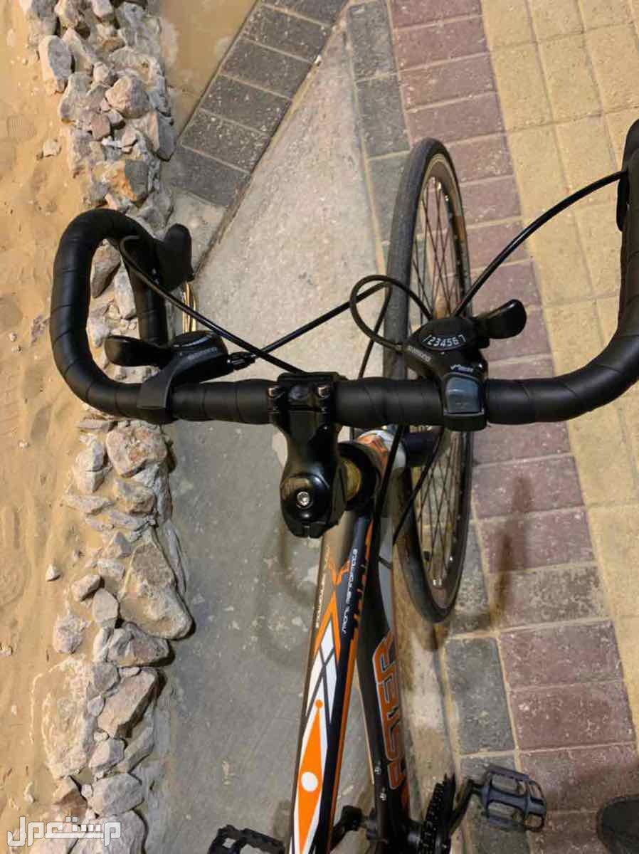 للبيع دراجة رود بايك جديد